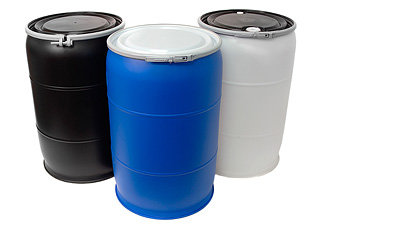 57 Gallon Open Head Drums